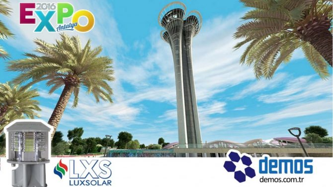 Antalya Expo2016 Tower – MIOL-AB – LIOL-B
