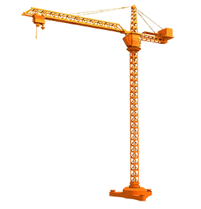 Aviation obstruction system Tower-Crane