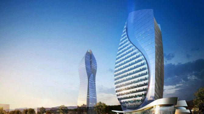 Azerbaijan Azersu Tower – MIOL-A