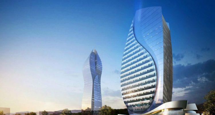 Azerbaijan Azersu Tower – MIOL A