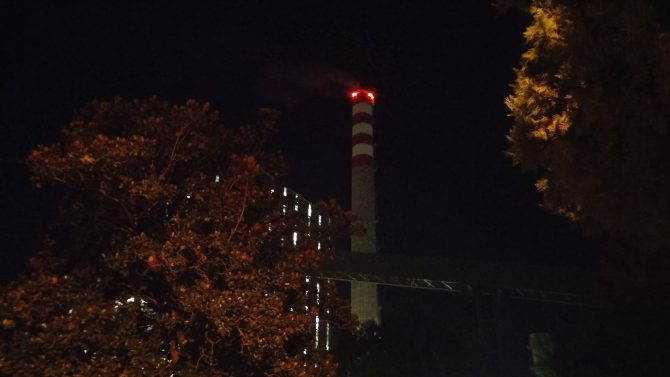 Mersin Sisecam Chimney Project – MIOL-B Aviation Obstruction Lights