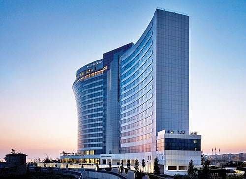 Istanbul Atakoy Hyatt Regency Hotel – MIOL AB