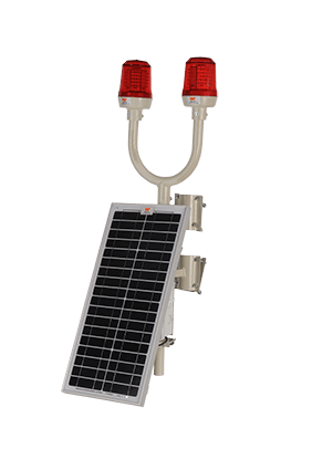 Wetra Twin Solar Aviation Obstruction Light
