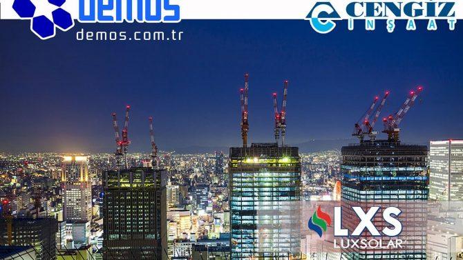 Izmir Cengiz Holding Tower Crane Project – MIOL-C