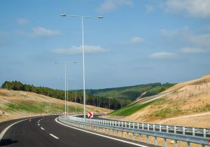 Wetra aviation obstruction lights - Istanbul north highway - 2
