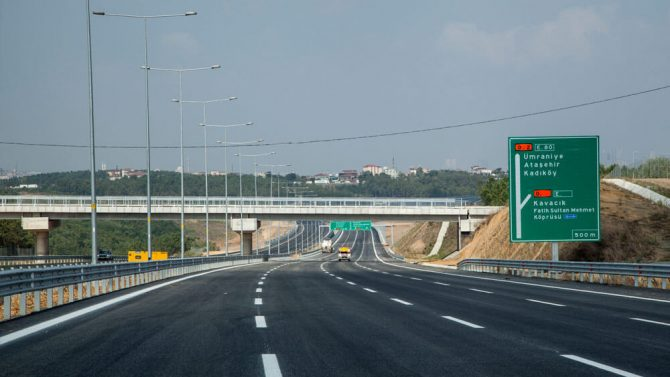 Istanbul Third Bridge And Northern Marmara Highway – Wetra