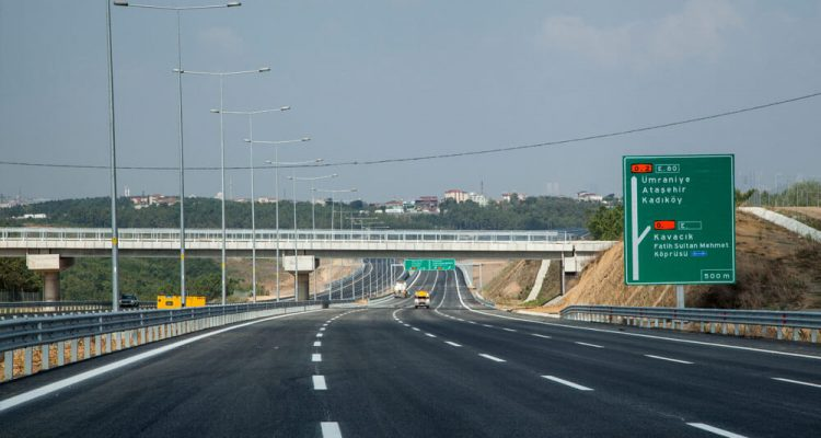 Wetra Aviation Obstruction Lights – Istanbul North Highway