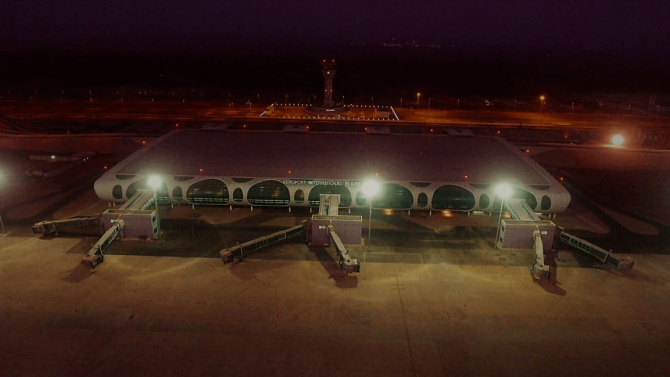 Dakar Blaise-Diagne International Airport Project – Senegal – Wetra