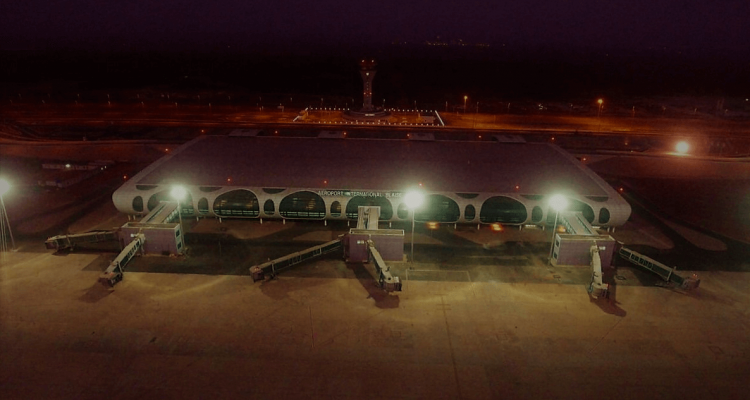 Wetra Aviation Obstruction Lights – Senegal Airport