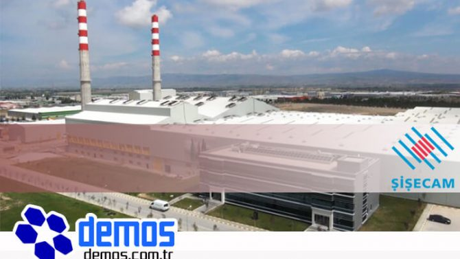 Trakya Polatlı Sisecam Chimney Project – MIOL-B