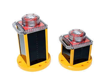 Carmanah OL800 Solar Aviation Obstruction Lights