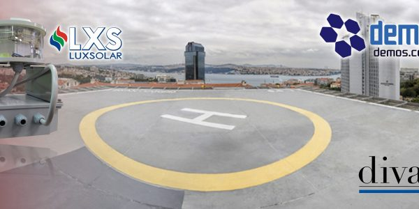 Istanbul Divan Hotel Heliport Project – HB Light