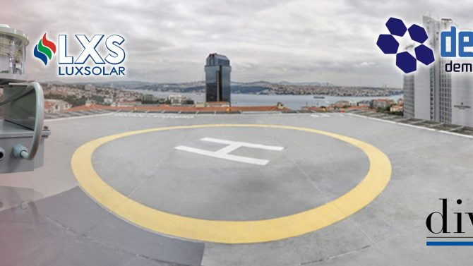Istanbul Divan Hotel Heliport Project – HB Light